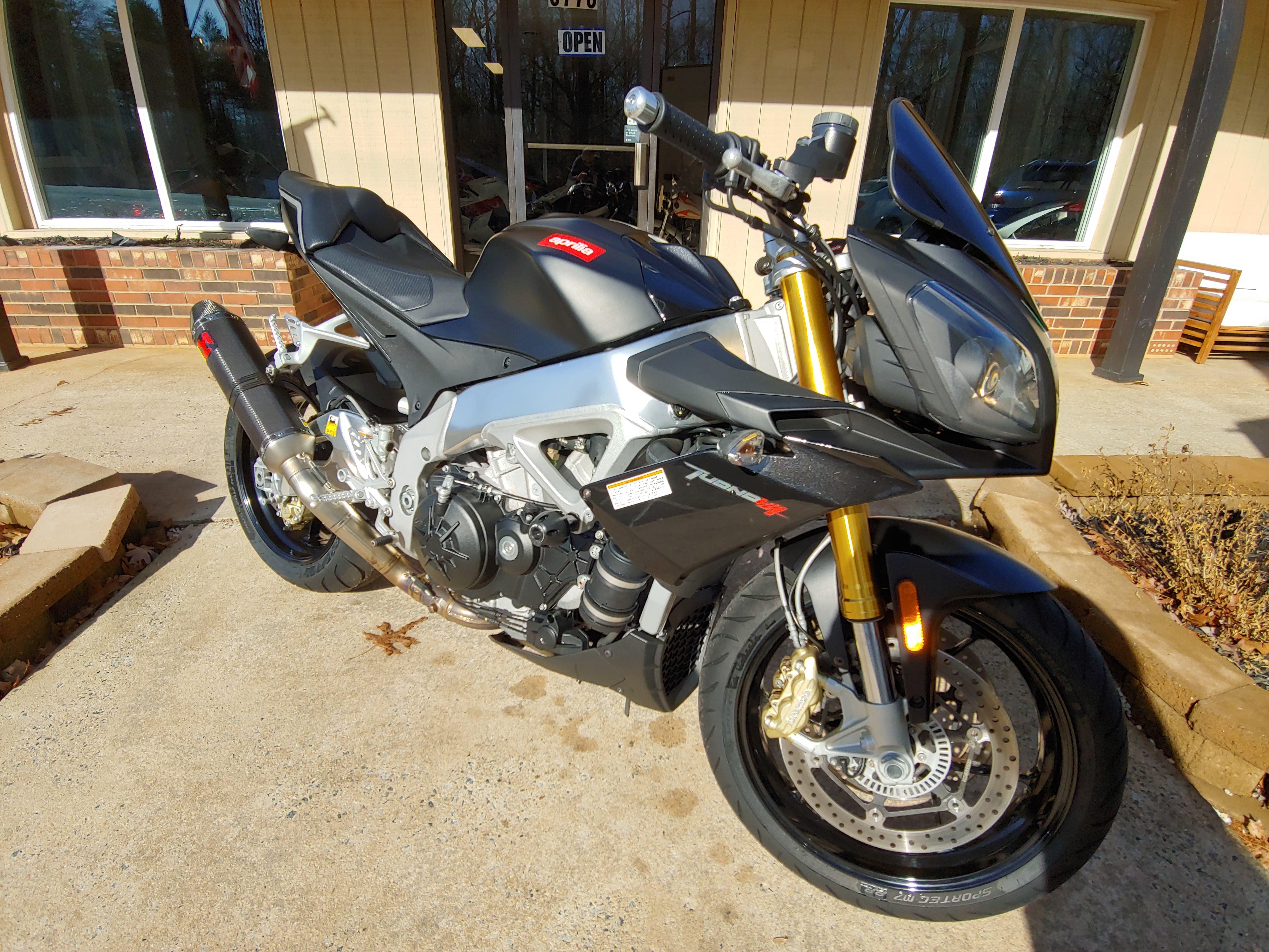 Buy 2013 Aprilia Tuono V4 R APRC Sportbike on 2040motos